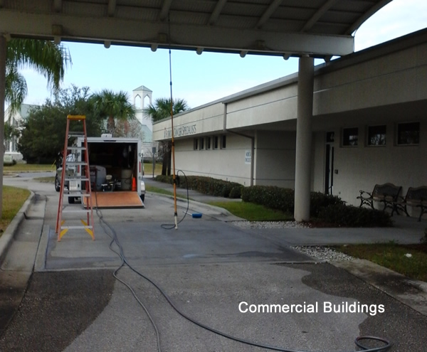 Sebring, Florida Mobile Power Washing, Pressure Washing